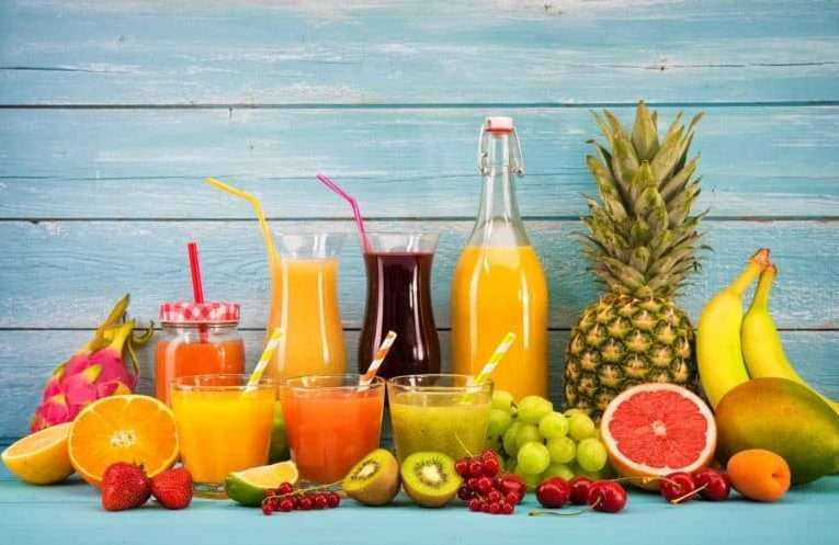 8 Different Types of Fruit Juices